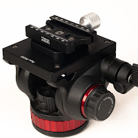 Manfrotto MVH502 Arca Compatible Conversion Set from Hejnar PHOTO