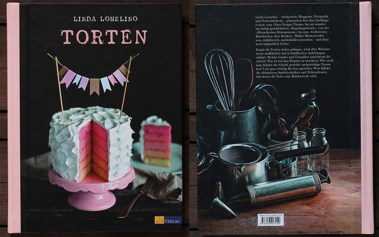 Rezension/Buchvorstellung Torten von Linda Lomelino