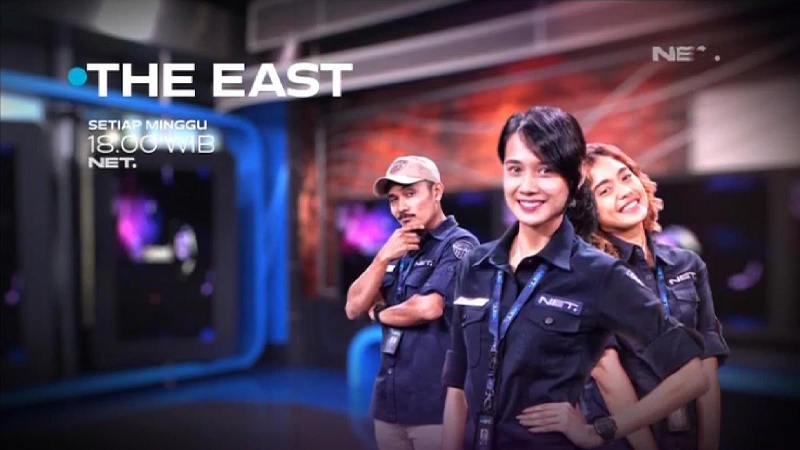 Frekuensi siaran Net TV di satelit Palapa D Terbaru