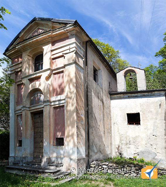 Chiesa  a monte Venere