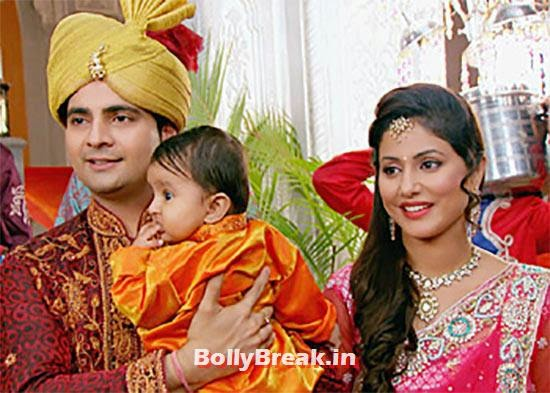Karan Mehra and Hina Khan in Yeh Rishta Kya Kehlata Hai, Top 10 TV Shows 2014, Serials in Indian