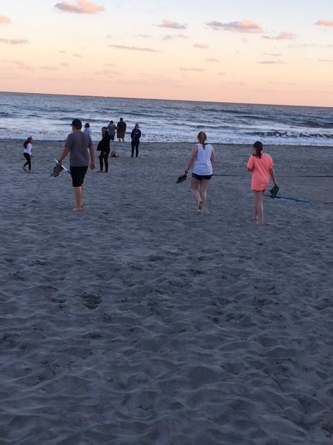Eclipse Total Folly Beach Sc