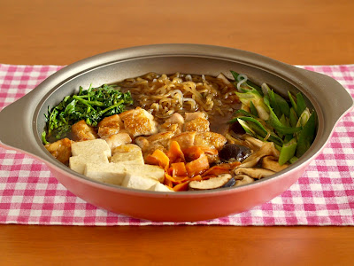 How to Make Chicken Sukiyaki