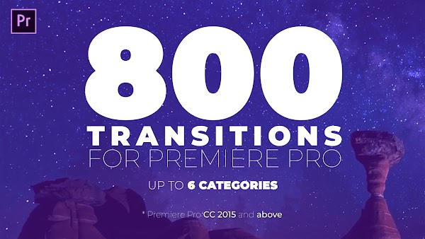 Seamless Transitions Pack - Premiere Pro Templates | Motionarray 129339 - Free download