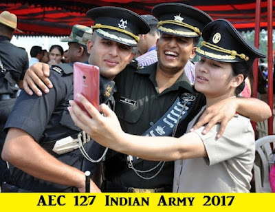 AEC 127 Indian Army Education Corps 2017