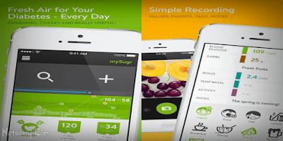 تطبيق-mySugr-Diabetes-Logbook