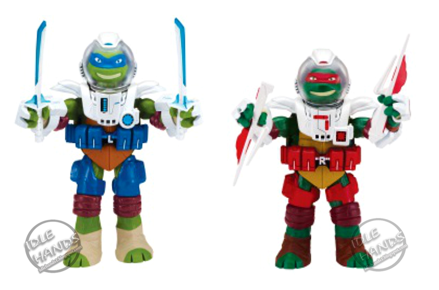 Idle Hands Sweet Suite 2015 Teenage Mutant Ninja Turtles Fall Lineup