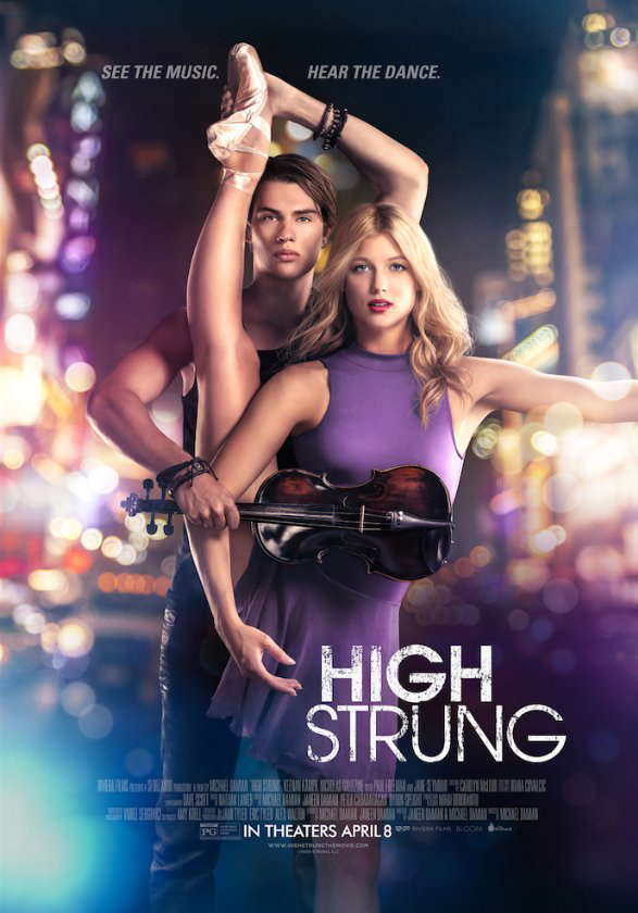 High Strung Legendado