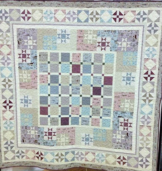 Towne Square Quilt Free Pattern