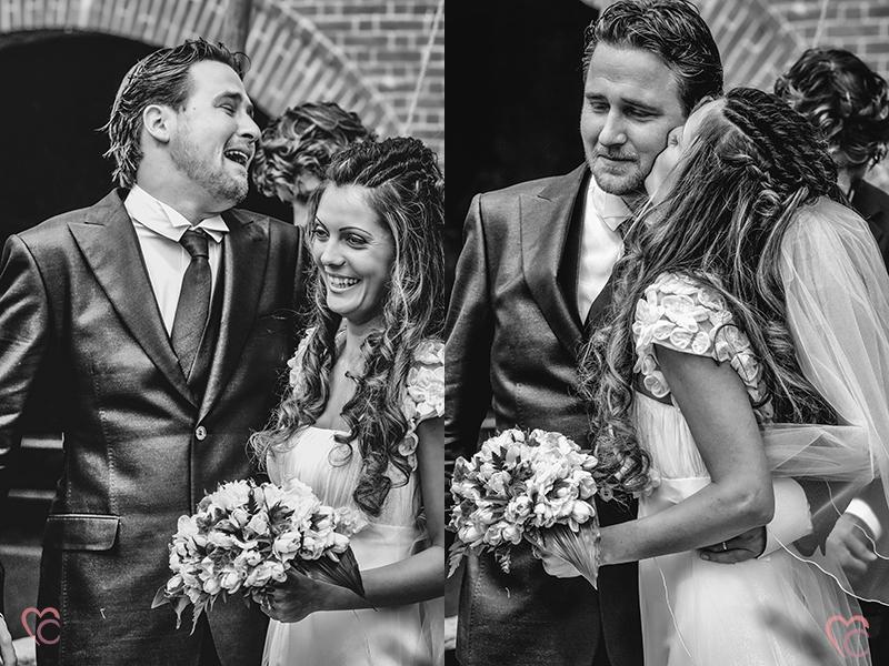 Matrimonio in Versilia,stephan ed Elisa.