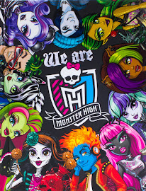 Monster High We Are Monster High Book Item