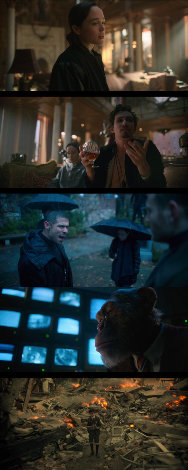 the umbrella academy 2019 download so1 complete all episodes 480p hd