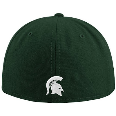 the best attitude 8b578 66bdc Michigan State Spartans NCAA AC 59FIFTY