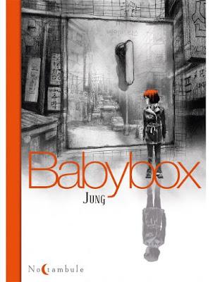 couverture de Babybox de Jung chez Soleil