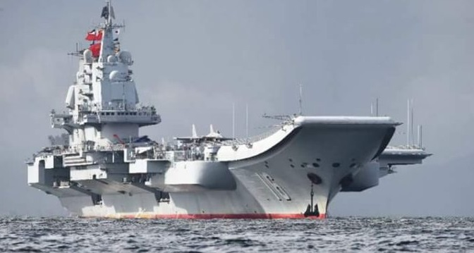 China mengerahkan armada Secara Besar-besaran ke Laut Natuna