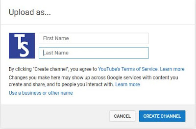 Easy ways to create a youtube channel 3