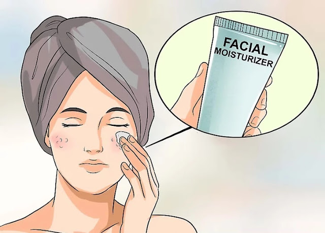 Step 4 How to Clear up Acne With Hydrogen Peroxide