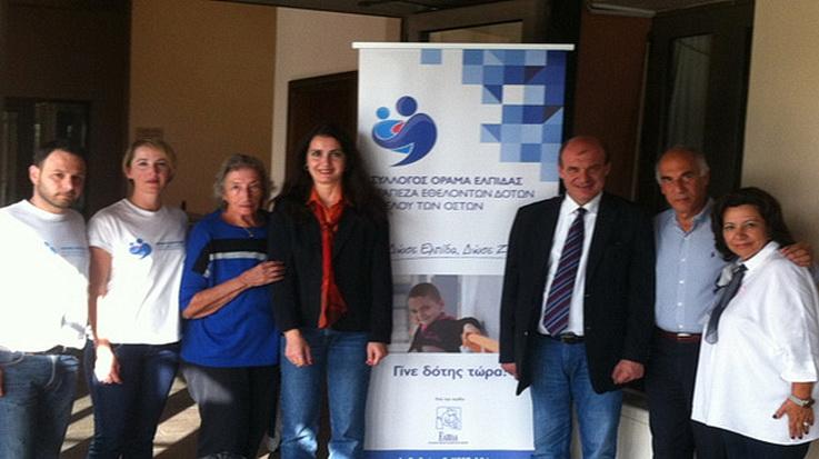 Αλεξανδρούπολη: Πάνω από 250 εγγραφές νέων εθελοντών δοτών μυελού των οστών