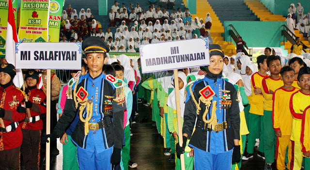 Sejarah Pendirian MI Salafiyah Kanggraksan Kota Cirebon