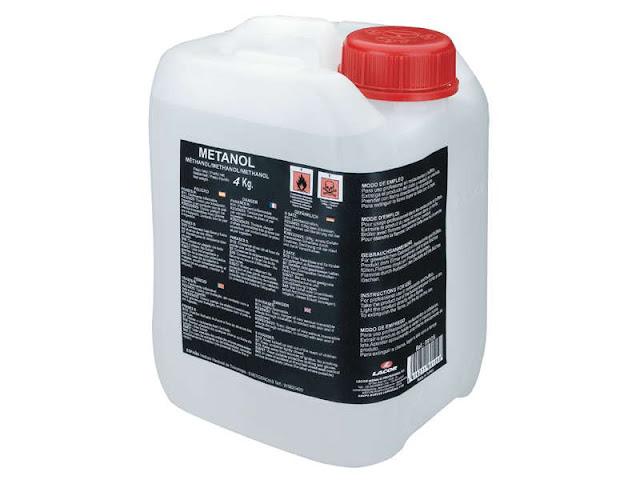 10 Bahaya Senyawa Metanol untuk Kesehatan Tubuh