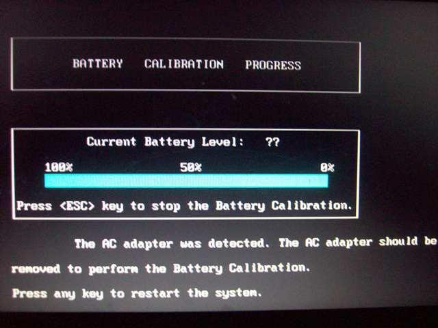 Inilah Cara Kalibrasi Baterai Laptop