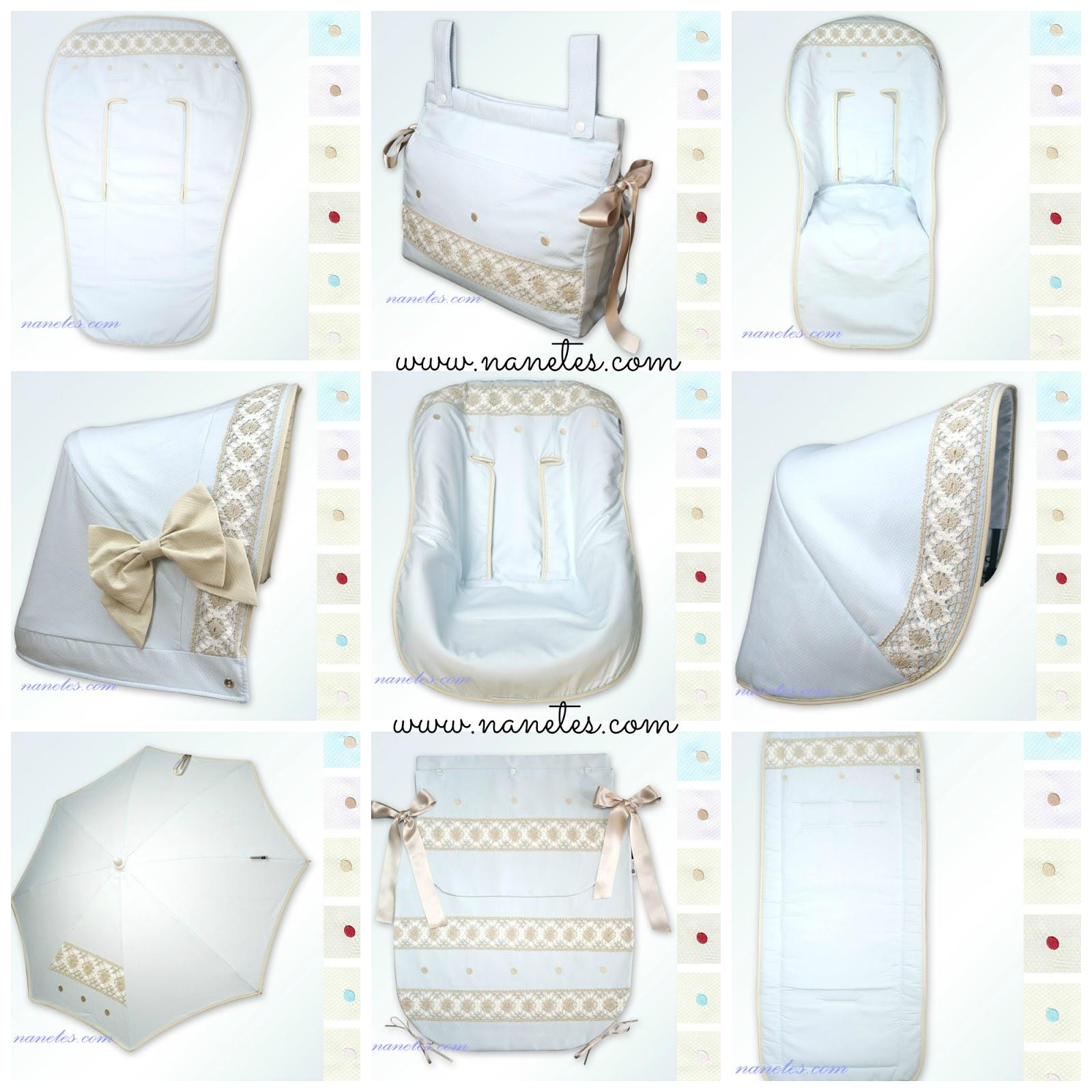 Nanetes Personalizar el carrito del beb