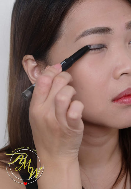 a photo of Make Up For Ever Aqua Matic in D12 Review by Nikki Tiu of www.askmewhats.com