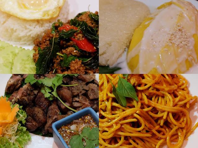 Mueang Kao Thai Cuisine Curitan Aqalili