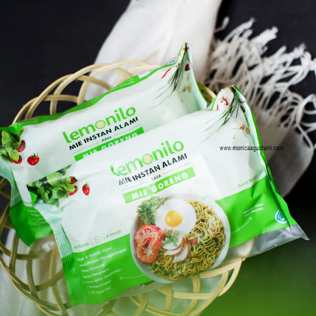 Review Lemonilo Mie Instan Alami