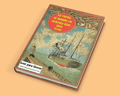 La vuelta al mundo en ochenta días Julio Verne