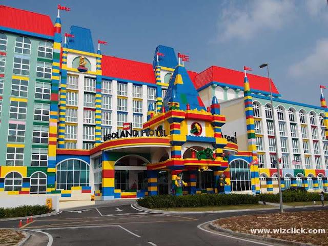 Legoland Hotel part of Legoland Resort Malaysia