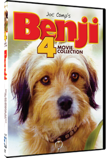 DVD Review - Benji: 4 Movie Collection