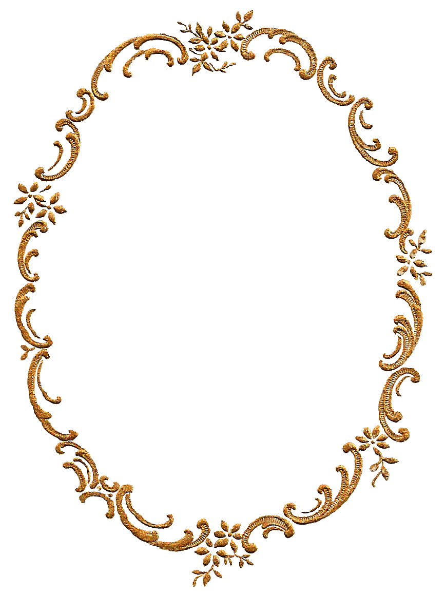 antique frame border png. Frame Border Design Floral Image Antique Png