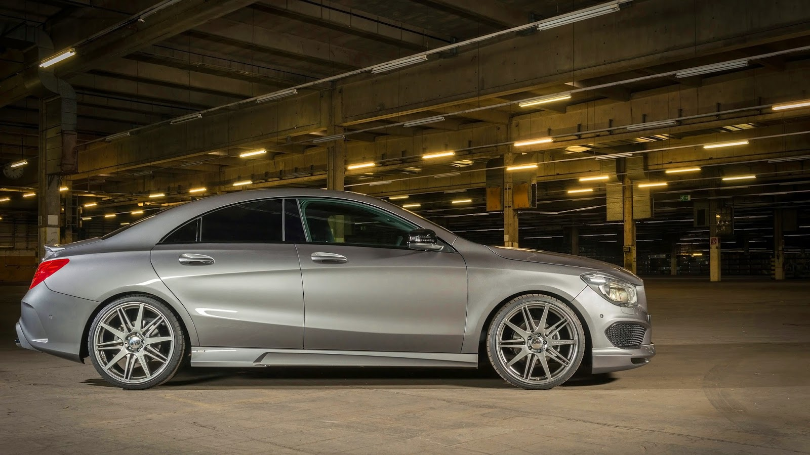 carlsson tuning for the mercedes cla from velos. Black Bedroom Furniture Sets. Home Design Ideas