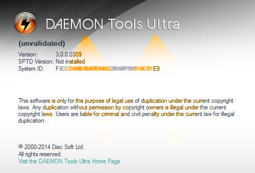 DAEMON Tools Ultra 3