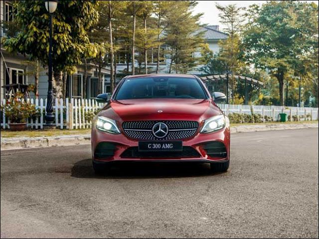 Mercedes C-Class Facelift 2019 có mặt tại Việt Nam, giá từ 1,49 tỷ đồng