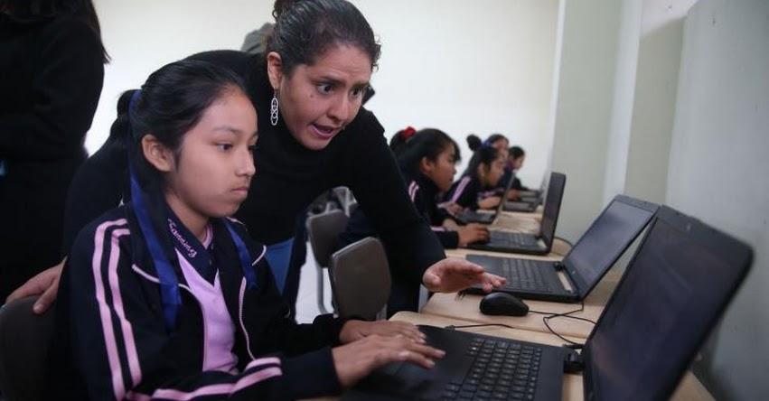 MINEDU nombrará al menos 75% de profesores hasta el año 2022 - www.minedu.gob.pe