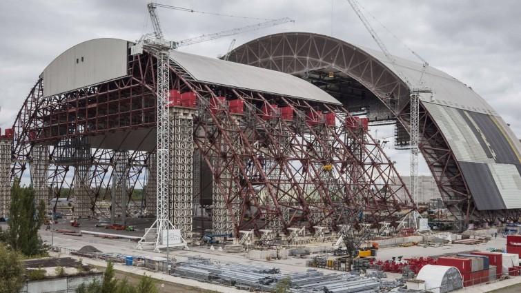spagosmail: Zaštitni omotač u Černobilu