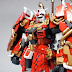 Painted Build: MG 1/100 Shin Musha Gundam