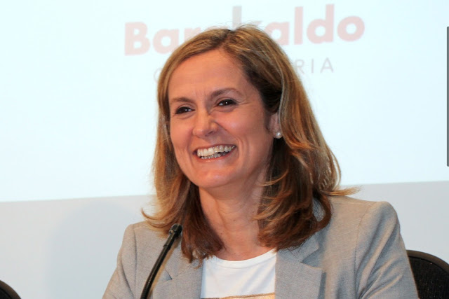 La alcaldesa, Amaia del Campo