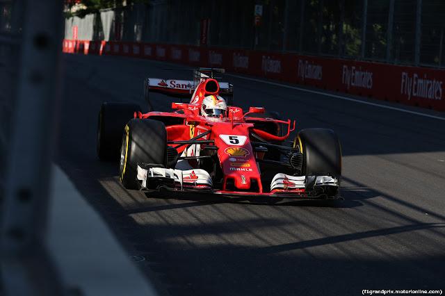 Ricciardo critica Vettel: