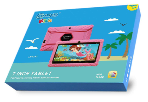 Contixo Tablet Reviews | Contixo Kids Tablet K2 Price & Review