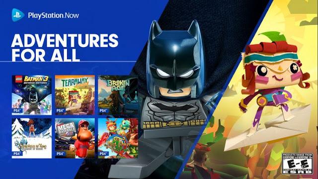 إضافة 19 لعبة لخدمة PlayStation Now في شهر أغسطس