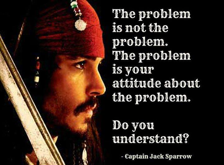Captain Jack Sparrow problem jjbjorkman.blogspot.com