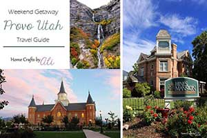 Weekend Getaway Provo Utah Travel Guide
