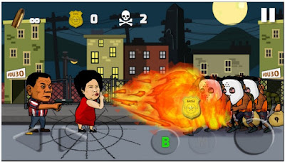 Duterte Fighting Crime 2 V2.33 Apk Terbaru
