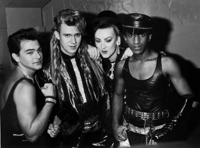 Rock On Vinyl Culture Club Live In Sydney 1984 Bootleg