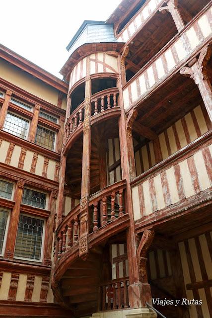 Hôtel du Lion noir, Troyes