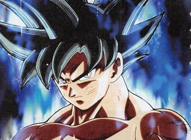 DRAGON BALL SUPER: First Look At Goku's New Transformation