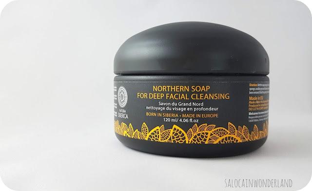 northern soap deep facial cleanser for oily skin #oilyskin #skincaretips #skincareroutine